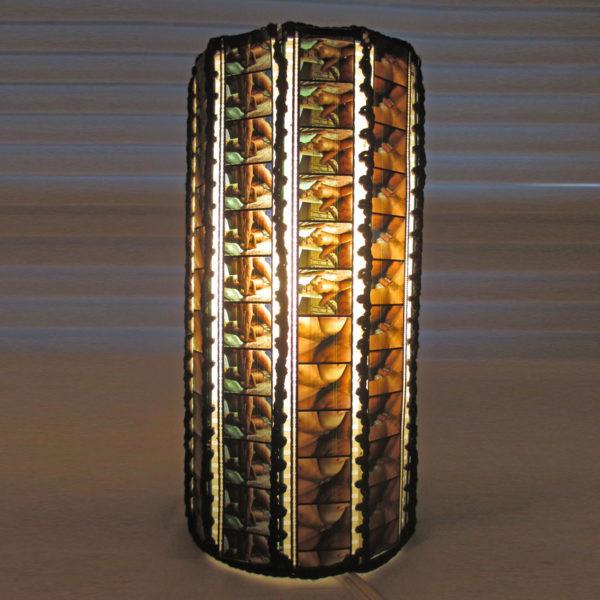 Adult square lamp shade
