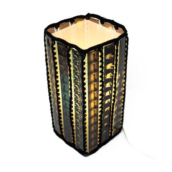 Lamp shade-top view