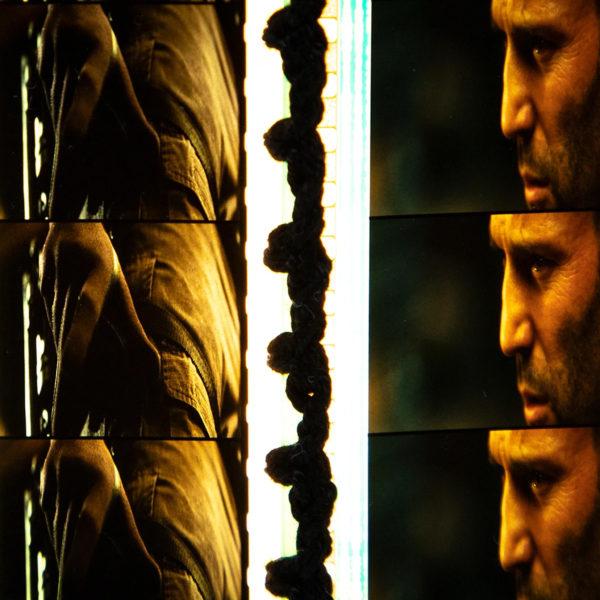 film close detail