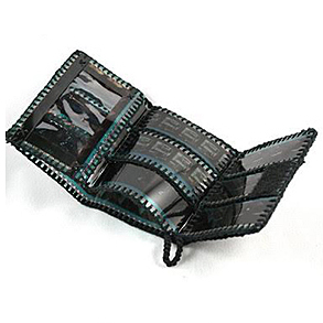 Mens Cannes Wallet - open